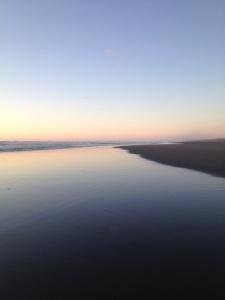 Sunset at Ocean Park