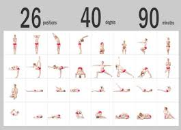 26 poses