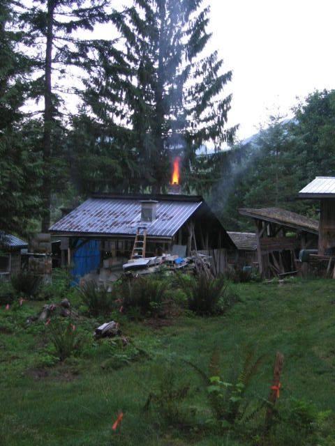 Kiln firing