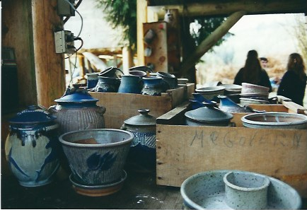 So many pots