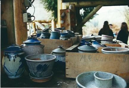 So many pots
